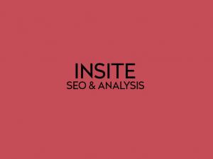 Insite SEO & Insite Analysis